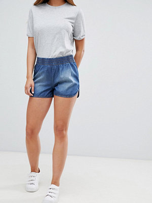 Jdy Legend Denimshorts Mellanblå denim