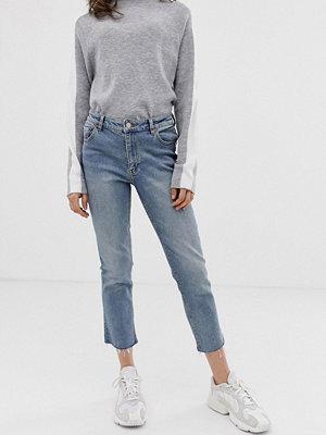 Cheap Monday Revive Beskurna straight jeans Never blue