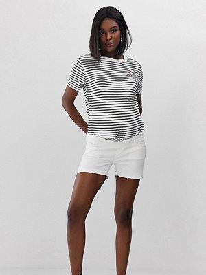 Shorts & kortbyxor - Gebe Maternity GeBe Mammakläder Jeans shorts