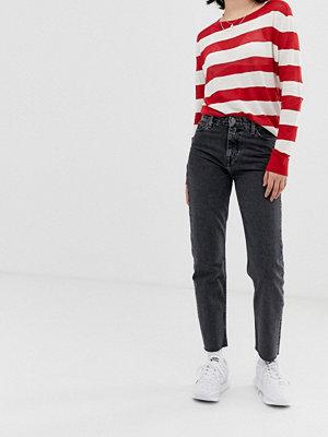 Tommy Jeans Izzy Slim jeans med hög midja Liberty black rigid
