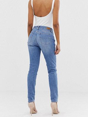 Salsa Formande jeans Blekt