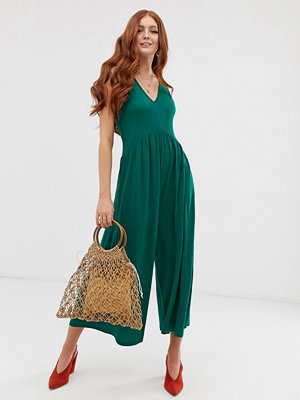 Jumpsuits & playsuits - ASOS DESIGN Curve Smockad jumpsuit