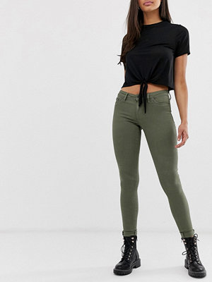 Superdry Alexia Superskinny jeans Summer khaki