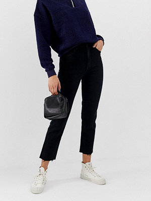 Abrand Denim Abrand '94 Mom jeans med hög midja Dead of the night