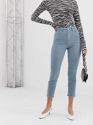 Abrand Denim Abrand '94 Mom jeans i manchester Akvamarin