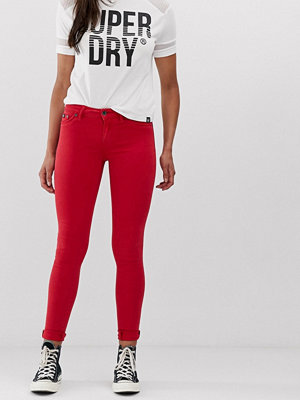 Superdry Alexia Superskinny jeans College red