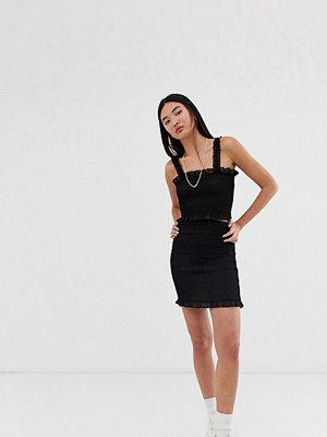 Collusion Skir smockad kjol