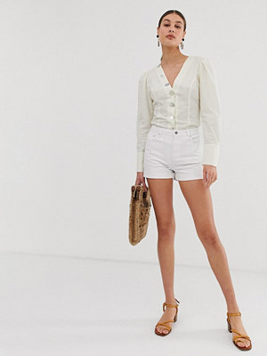 Warehouse Vita jeansshorts