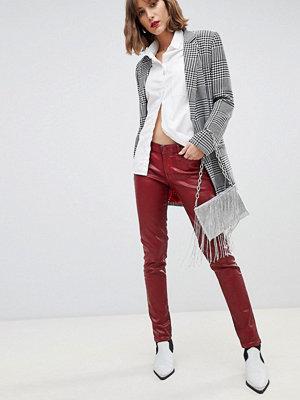 Vivienne Westwood Anglomania Ytbehandlade skinny jeans