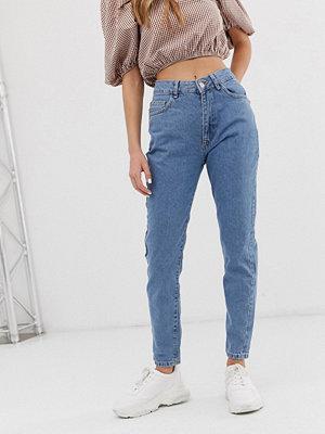 Pimkie Mellanblå jeans med raka ben