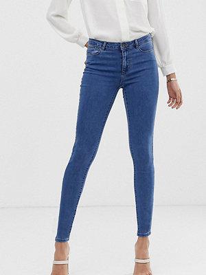 Vero Moda Tall Blå skinny jeans