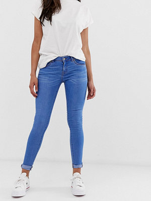 Superdry Cassie Skinny jeans College true blue