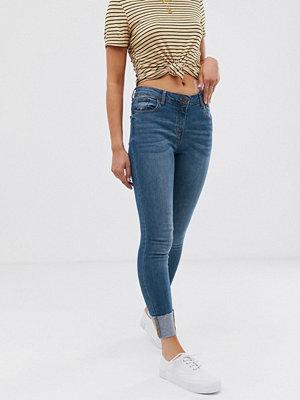 Parisian Uppvikta jeans