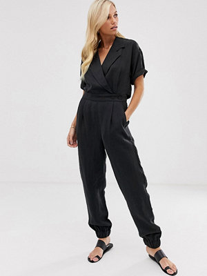 Jumpsuits & playsuits - French Connection Caspia Figursydd jumpsuit