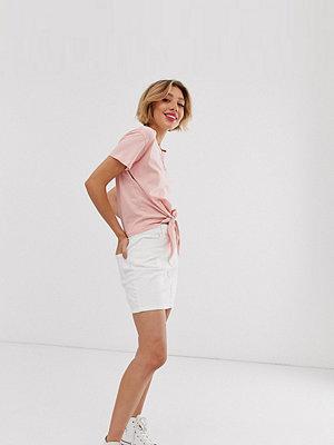 Miss Selfridge Petite Vit minikjol i denim