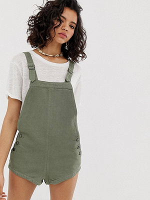 Rusty Stations Playsuit Army