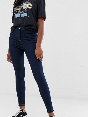 Parisian Tall Jeggings med extra smal passform Marinblå