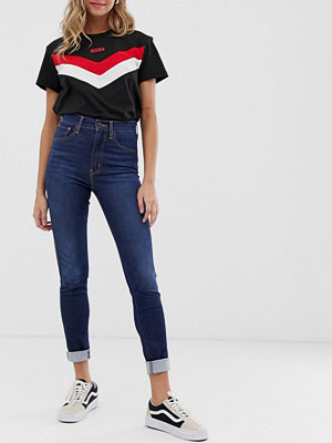 Levi's Mile High Superskinny jeans On the rise