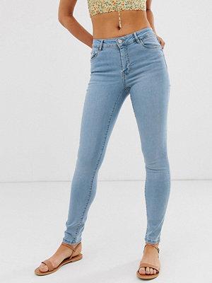 Pimkie Blå skinny jeans