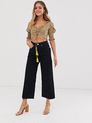 Glamorous Korta wide leg jeans