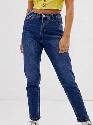 Urban Bliss Jeans med raka ben Tvättad indigo