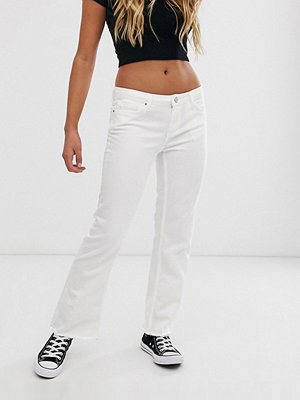 Pieces Vita flared jeans