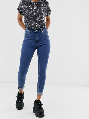 Cheap Monday High Spray Skinny jeans Norm core