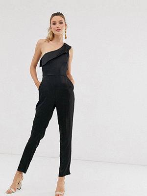 Closet London Closet Jumpsuit med en axel