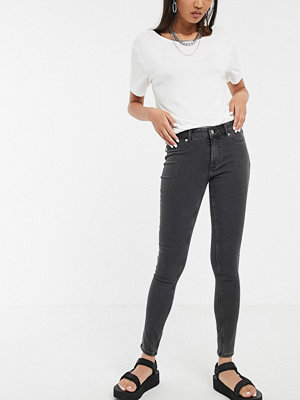 Cheap Monday Mid Spray Skinny jeans Od grey