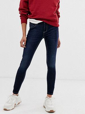Only Kendell Skinny jeans Mörkblå denim