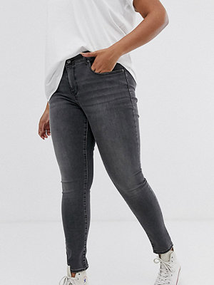 Levi's Plus 310 Skulpterande skinny jeans Shade of grey