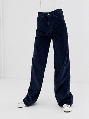 Levi's Ribcage Vida manchesterjeans High and mighty