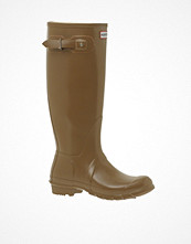 Gummistövlar - Hunter Original Gloss Wellington Boots
