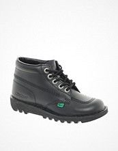 Boots & kängor - Kickers Kick Hi Black Ankle Boots