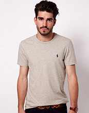 T-shirts - Polo Ralph Lauren Plain Crew Neck T-Shirt