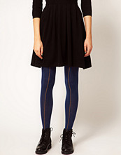 Hansel From Basel Boucle Back & Front Seam Tights