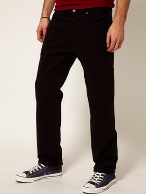 Levi's Jeans 501 Straight Fit Black