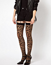 Wolford Cheetah Stay Ups