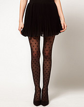 ASOS Sheer Bow Tights