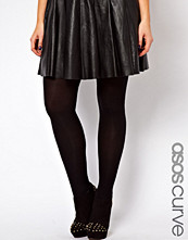 Strumpbyxor - ASOS CURVE 80 Denier Black Tights