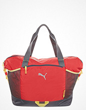 Puma FITNESS WORKOUT BAG Rött