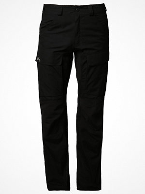 Lundhags AUTHENTIC Tygbyxor black