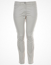 Triangle by s.Oliver Jeans straight leg Beige