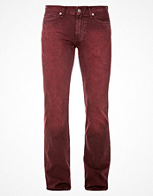 Jeans - 7 For All Mankind Jeans slim fit röd