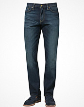 Jeans - Levis® REGULAR STRAIGHT FIT 504 blå