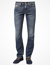 Jeans - Selected Homme THREE RICO blå