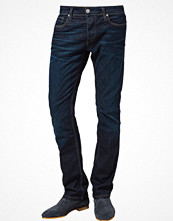 Jeans - Jack & Jones CLARK ORIGINAL Blått