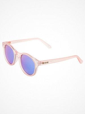 Le Specs HEY MACARENA Solglasögon raw sugar/neon pink