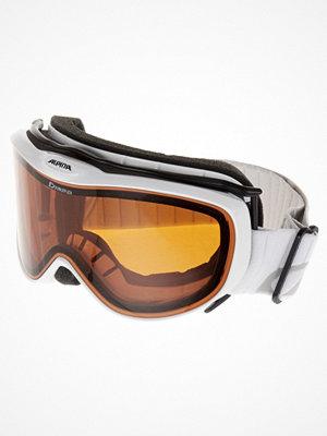 Skidglasögon - Alpina FREESPIRIT 2.0 Skidglasögon white