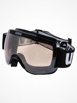 Skidglasögon - Uvex DOWNHILL 2000 VARIO Skidglasögon black shiny
